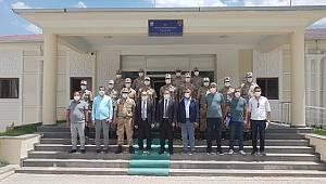 Vali Yardımcısı Ferhat Atar, Gevaş'ta İncelemelerde Bulundu - Van Haber