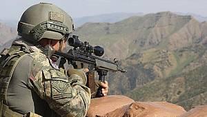 Van Çaldıran ilçesinde 3 terörist öldürüldü