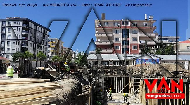 Van'da bulunan 8 inşaata büyük ceza - Denetimler sıkılaştırıldı