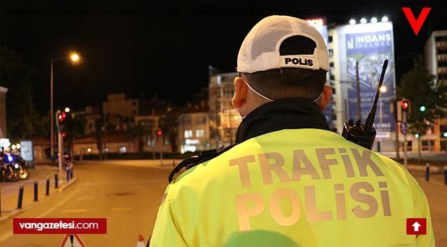 Van'da hafta sonu sokağa çıkma yasağı kısıtlaması, Van haber