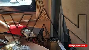 Van'da operasyon 1 kişi tutuklandı