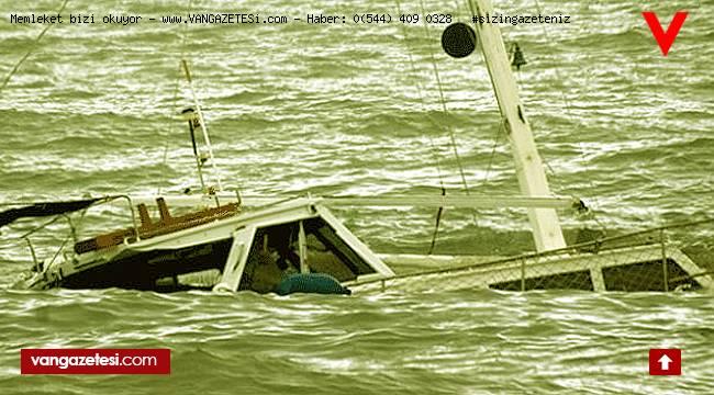Van Gölünde 110 kişi öldü mü? Batan tekne aranıyor