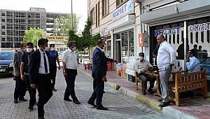 Van haber - Van'da belediye sıkı denetime başladı