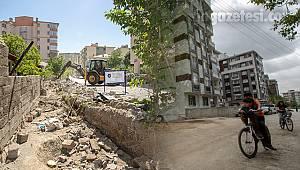 Van'ın Sokakları Yenilenmeye Devam Ediyor