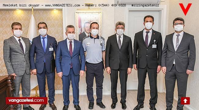 Van Valisi 26 Haziran Özel Güvenlik Gününü kutladı