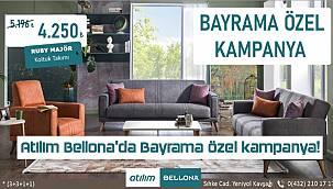 Atılım Bellona'da Bayrama özel kampanya!