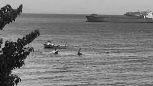 Batan tekneden bir ceset daha kıyıya vurdu