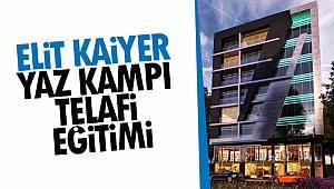ELİT KARİYERYAZ KAMPI TELAFİ EĞİTİMİ