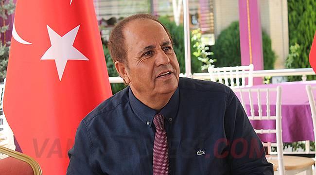 Eski VANTSO Başkanı Kandaşoğlu, VATSO Derneği Kurdu