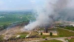 İçişleri Bakanlığı patlama ile ilgili soruşturma başlattı