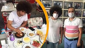 İspanya'lı genç, Van Kahvaltısına hayran kaldı
