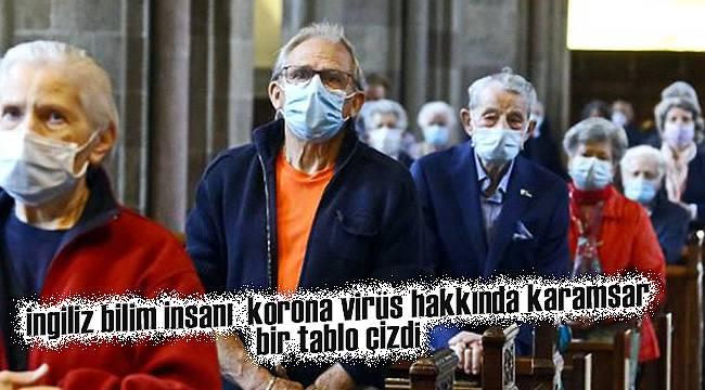 Korona virüs sonsuza kadar bizim lemi olacak