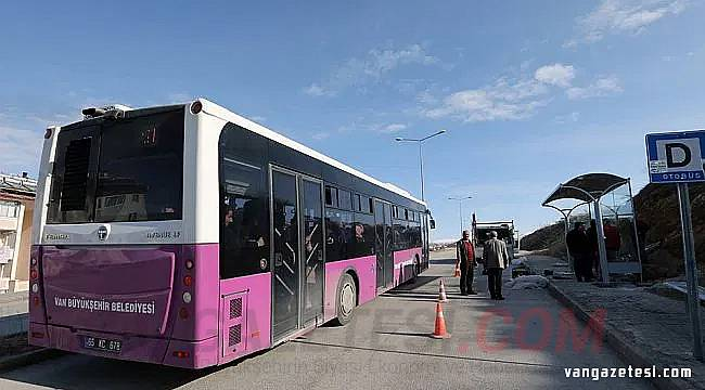 Kurban Bayramı'nda otobüsler bedava mı? Van Büyükşehir Belediyesi açıkladı mı?