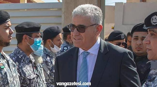 Libya İçişleri Bakanı Fathi Bashagha'tan Flaş Açıklama! Çalışabilecekler...