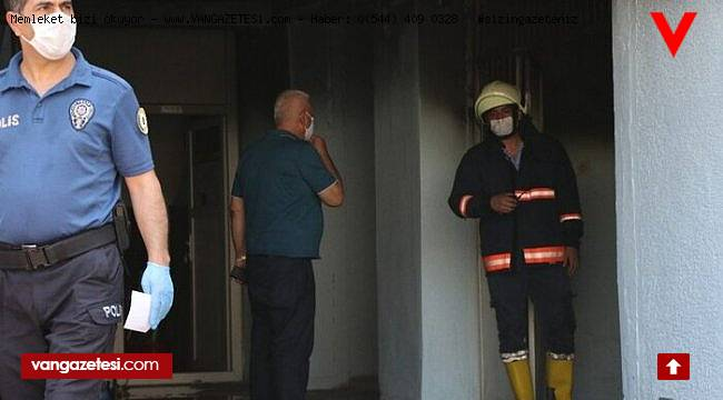 Okulda Patlama! 2 Öğretmen yaralandı - Detaylar araştırılıyor