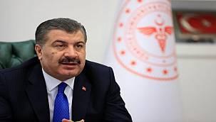 Sağlık Bakanı Koca o illerin vakalarını açıkladı