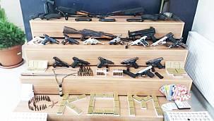 Şanlıurfa'nın merkezine dev operasyon - 13 kişi tutuklandı