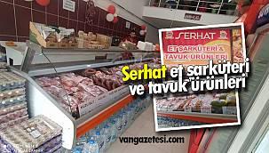 Serhat et şarküteri ve tavuk ürünleri