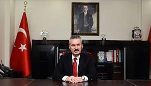Van İl Emniyet Müdürü Ali KARABAĞ'dan Kurban Bayramı Mesajı