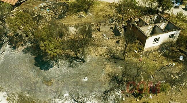 15 kurbanlık hayvan cayır vayır yandı - Hayvan sahibi hüngür hüngür ağladı