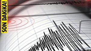 3.8 büyüklüğünde deprem