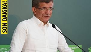 Ahmet Davutoğlu: 'HALKIN ÖNÜNDE DEĞİL, İÇİNDEYİZ'