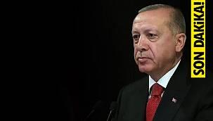 Cumhurbaşkanı Erdoğan'dan 17 Ağustos mesajı verildi