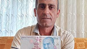 Van'da maaşını bankadan çekti ama çektiği para, hatalı çıktı