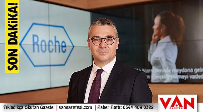 Orkun Erkuş, Roche İlaç Türkiye Pazar Erişim ve Sağlık Politikaları Direktörü oldu