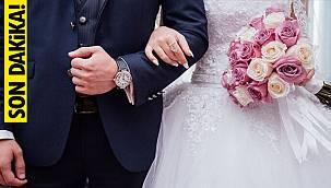 Son dakika! Düğün ve nişan törenlerine zaman sınırlaması