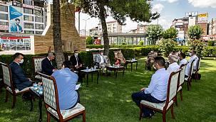 Son dakika Van haber; Vali Bilmez'den COVİD-19 toplantısı - Herkesi ilgilendiren haber