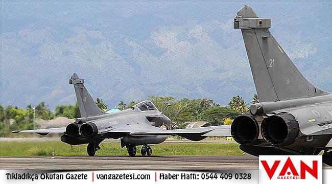 Türkiye'den Sert Tepki - Fransız Savaş Uçaklarının Rum Kesimi'ne İnmesi hakkında