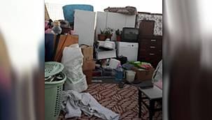 Van'da ev sahibi dul kadını evden kovdu – Kadın, Kızıyla sokakta kaldı