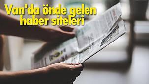 Van'da önde gelen haber siteleri - Van haber , Van Gazetesi