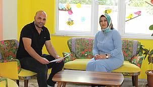 Van Gazetesi ailesi Akıllı Çocuk Kreşini Ziyaret etti - Önemli bilgiler aktarıldı