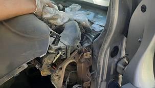 Van haber Son dakika! Van'da 65 plakalı aracın içinde çıkanlar şok etti - 2 gözaltı
