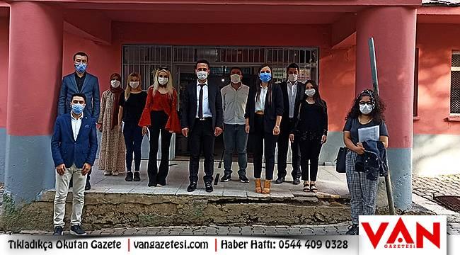 Çatak ilçe Milli Eğitim Müdüründen açıklama - Okullarda...