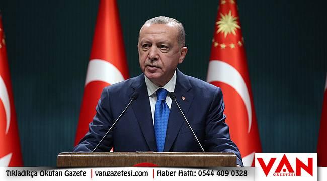 Erdoğan, Van ve diğer iller için kritik kararları açıkladı! Koronavirüs