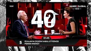 Perinçek'ten Öcalan Açıklaması 'Ben karakterli biriyim böyle şeylerden korkmam'