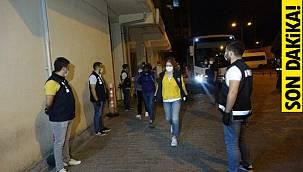 Uşak'ta 26 kadın gözaltına alındı