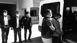 Van'ın İpekyolu ilçesine operasyon! 5 kişi tutuklandı