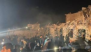 Azerbeycana füzeli saldırı düzenlendi