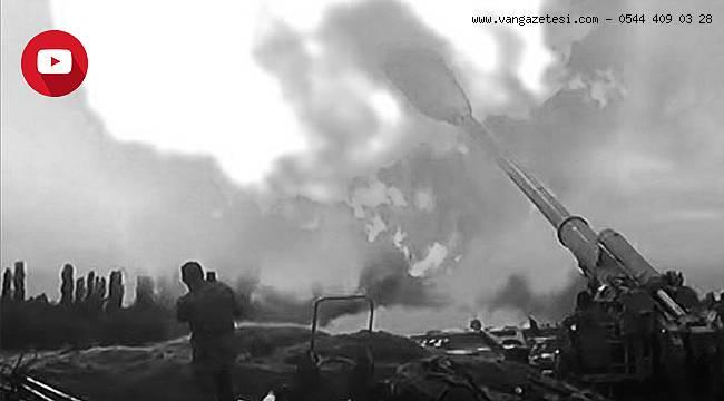 Ermenistan güçlerine ağır darbe - İşte Azerbaycan'da böyle görüntülendi