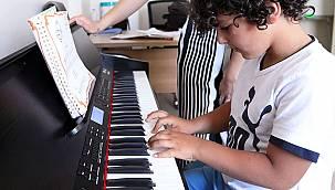 Müzik Seven Çocuklara Müjde! Eğitim Başlıyor