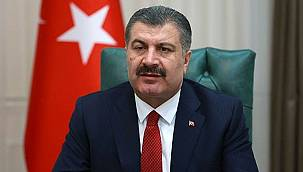 Sağlık Bakanı açıkladı - Türkiye'de salgın iniş sağlandı