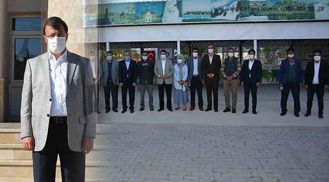 Türkmenoğlu, 'partimizin büyümesini sağlayacağız'