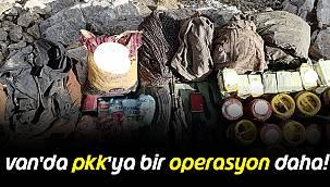 Van'da PKK'ya Bir Operasyon Daha!