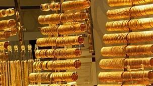 Altın fiyatlarında düşüş başladı