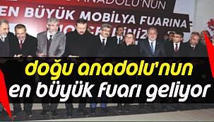 Doğu Anadolu'nun En Büyük Fuarı Geliyor