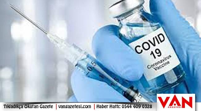 Korona aşısı için sayılı günler kaldı